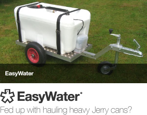 EasyWater - the alternative to jerry cans